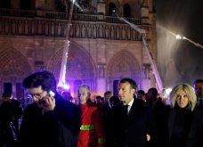 Φώτο από την επόμενη μέρα της πυρκαγιάς: Η Παναγία των Παρισίων - Κυρίως Φωτογραφία - Gallery - Video 2