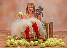 «Είσαι αθλητικό ή ρομαντικό κορίτσι;» Μια ανατρεπτική φωτογράφιση με δυνατό μήνυμα  - Κυρίως Φωτογραφία - Gallery - Video 8