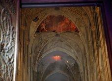 Φώτο από την επόμενη μέρα της πυρκαγιάς: Η Παναγία των Παρισίων - Κυρίως Φωτογραφία - Gallery - Video 5