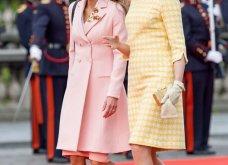 """Θες να είσαι η """"Βασίλισσα του στυλ""""; - Δες τις 4 τάσεις της μόδας που υιοθετούν  οι γαλαζοαίματες - Από την Κέιτ & τη Μέγκαν ως τη Ράνια και τη Λετίσια (φώτο) - Κυρίως Φωτογραφία - Gallery - Video 7"""