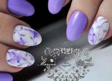 Μανικιούρ: Θέλετε να κάνετε τα νύχια σας λιλά; Ιδού 40 φανταστικές ιδέες που θα κερδίσουν τις εντυπώσεις - Φώτο - Κυρίως Φωτογραφία - Gallery - Video 5