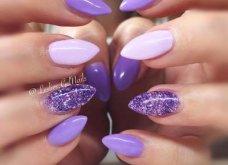 Μανικιούρ: Θέλετε να κάνετε τα νύχια σας λιλά; Ιδού 40 φανταστικές ιδέες που θα κερδίσουν τις εντυπώσεις - Φώτο - Κυρίως Φωτογραφία - Gallery - Video 16
