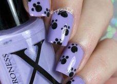 Μανικιούρ: Θέλετε να κάνετε τα νύχια σας λιλά; Ιδού 40 φανταστικές ιδέες που θα κερδίσουν τις εντυπώσεις - Φώτο - Κυρίως Φωτογραφία - Gallery - Video 18