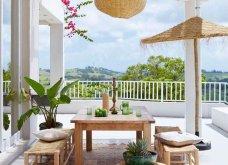 Τραπεζάκια έξω λοιπόν! Δείτε 55 φανταστικές ιδέες για τον κήπο, την βεράντα ή την ταράτσα σας (φώτο) - Κυρίως Φωτογραφία - Gallery - Video 35