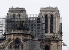 Φώτο από την επόμενη μέρα της πυρκαγιάς: Η Παναγία των Παρισίων - Κυρίως Φωτογραφία - Gallery - Video 10