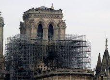 Φώτο από την επόμενη μέρα της πυρκαγιάς: Η Παναγία των Παρισίων - Κυρίως Φωτογραφία - Gallery - Video 13