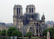 Φώτο από την επόμενη μέρα της πυρκαγιάς: Η Παναγία των Παρισίων - Κυρίως Φωτογραφία - Gallery - Video 20