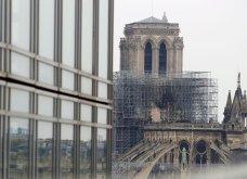 Φώτο από την επόμενη μέρα της πυρκαγιάς: Η Παναγία των Παρισίων - Κυρίως Φωτογραφία - Gallery - Video 22