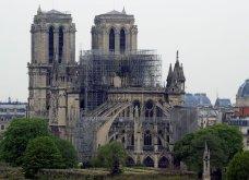 Φώτο από την επόμενη μέρα της πυρκαγιάς: Η Παναγία των Παρισίων - Κυρίως Φωτογραφία - Gallery - Video 23