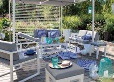 Τραπεζάκια έξω λοιπόν! Δείτε 55 φανταστικές ιδέες για τον κήπο, την βεράντα ή την ταράτσα σας (φώτο) - Κυρίως Φωτογραφία - Gallery - Video 48