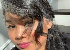 Αυτές οι 103! Γυναίκες έπαψαν να βάφουν τα μαλλιά τους & υιοθέτησαν το φυσικό γκρι ή ψαρό ή όπως θέλετε - Φώτο  - Κυρίως Φωτογραφία - Gallery - Video 2