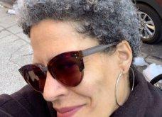 Αυτές οι 103! Γυναίκες έπαψαν να βάφουν τα μαλλιά τους & υιοθέτησαν το φυσικό γκρι ή ψαρό ή όπως θέλετε - Φώτο  - Κυρίως Φωτογραφία - Gallery - Video 13