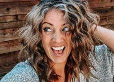 Αυτές οι 103! Γυναίκες έπαψαν να βάφουν τα μαλλιά τους & υιοθέτησαν το φυσικό γκρι ή ψαρό ή όπως θέλετε - Φώτο  - Κυρίως Φωτογραφία - Gallery - Video 5
