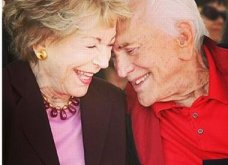 Love Story ετών 65 & τα μυστικά του: Ο γόης Κερκ Ντάγκλας 102 ετών & η 100 ετών σύζυγος του έκλεισαν 65 χρόνια γάμου (φώτο)  - Κυρίως Φωτογραφία - Gallery - Video 9