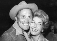 Love Story ετών 65 & τα μυστικά του: Ο γόης Κερκ Ντάγκλας 102 ετών & η 100 ετών σύζυγος του έκλεισαν 65 χρόνια γάμου (φώτο)  - Κυρίως Φωτογραφία - Gallery - Video 11