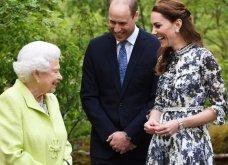 Η βασίλισσα Ελισάβετ περιηγήθηκε στην Ανθοκομική Έκθεση του Τσέλσι & στους κήπους που σχεδίασε η Κέιτ Μίντλεντον (φωτό) - Κυρίως Φωτογραφία - Gallery - Video