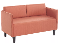 Πορτοκαλί καναπές : Γιατί όχι; - 32 ιδέες με 32 διαφορετικούς, πορτοκαλί , φωτεινούς (φώτο)  - Κυρίως Φωτογραφία - Gallery - Video 14