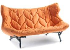 Πορτοκαλί καναπές : Γιατί όχι; - 32 ιδέες με 32 διαφορετικούς, πορτοκαλί , φωτεινούς (φώτο)  - Κυρίως Φωτογραφία - Gallery - Video 26