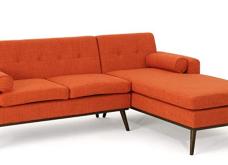 Πορτοκαλί καναπές : Γιατί όχι; - 32 ιδέες με 32 διαφορετικούς, πορτοκαλί , φωτεινούς (φώτο)  - Κυρίως Φωτογραφία - Gallery - Video 29