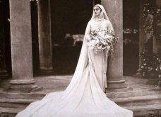 Vintage Pics: 40 υπέροχα νυφικά- πολύ μακριά - αλλά πολύ μακριά - Όπως ήταν στη μόδα τη δεκαετία του 30 (φώτο) - Κυρίως Φωτογραφία - Gallery - Video 33
