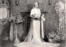 Vintage Pics: 40 υπέροχα νυφικά- πολύ μακριά - αλλά πολύ μακριά - Όπως ήταν στη μόδα τη δεκαετία του 30 (φώτο) - Κυρίως Φωτογραφία - Gallery - Video 39
