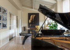 Το παραθαλάσσιο σπίτι του Αντρέα Μποτσέλι είναι ένα όνειρο διακόσμησης με ιταλική φινέτσα - Δείτε φώτο - Κυρίως Φωτογραφία - Gallery - Video
