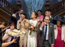 Φωτογραφίες γάμου που δεν θα δούμε ποτέ: Μεθύσια - τσαλακωμένα νυφικά & περίεργα πεθερικά (φώτο) - Κυρίως Φωτογραφία - Gallery - Video 11