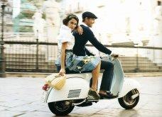 Είσαι για μια Vespa; Φωτό με τα υπέροχα vintage μηχανάκια της δεκαετίας του 1960  - Κυρίως Φωτογραφία - Gallery - Video