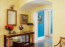 Εξαιρετικές φωτογραφίες από την έπαυλη της Χίλαρι & του Μπιλ Κλίντον στην Ουάσιγκτον - Μεγάλη πισίνα - έντονα χρώματα σε κάθε δωμάτιο  - Κυρίως Φωτογραφία - Gallery - Video 5