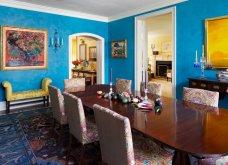 Εξαιρετικές φωτογραφίες από την έπαυλη της Χίλαρι & του Μπιλ Κλίντον στην Ουάσιγκτον - Μεγάλη πισίνα - έντονα χρώματα σε κάθε δωμάτιο  - Κυρίως Φωτογραφία - Gallery - Video 6