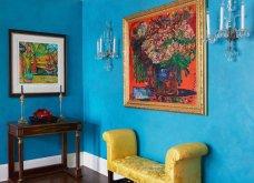 Εξαιρετικές φωτογραφίες από την έπαυλη της Χίλαρι & του Μπιλ Κλίντον στην Ουάσιγκτον - Μεγάλη πισίνα - έντονα χρώματα σε κάθε δωμάτιο  - Κυρίως Φωτογραφία - Gallery - Video 8