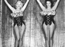 """32 φωτογραφίες από τις εκθαμβωτικές Μέριλιν Μονρόε & Τζέιν Ράσελ στα γυρίσματα της ταινίας """"Οι άντρες προτιμούν τις ξανθές""""  - Κυρίως Φωτογραφία - Gallery - Video 16"""