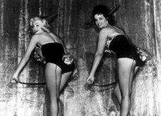 """32 φωτογραφίες από τις εκθαμβωτικές Μέριλιν Μονρόε & Τζέιν Ράσελ στα γυρίσματα της ταινίας """"Οι άντρες προτιμούν τις ξανθές""""  - Κυρίως Φωτογραφία - Gallery - Video 18"""