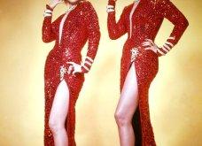 """32 φωτογραφίες από τις εκθαμβωτικές Μέριλιν Μονρόε & Τζέιν Ράσελ στα γυρίσματα της ταινίας """"Οι άντρες προτιμούν τις ξανθές""""  - Κυρίως Φωτογραφία - Gallery - Video 3"""