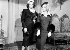 """32 φωτογραφίες από τις εκθαμβωτικές Μέριλιν Μονρόε & Τζέιν Ράσελ στα γυρίσματα της ταινίας """"Οι άντρες προτιμούν τις ξανθές""""  - Κυρίως Φωτογραφία - Gallery - Video 12"""