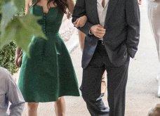 Όταν ο George Clooney κρατάει αγκαζέ την εκθαμβωτική  Amal & πάει σε ρομαντικό δείπνο στη Λίμνη του Κόμο (φώτο) - Κυρίως Φωτογραφία - Gallery - Video 4