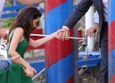 Όταν ο George Clooney κρατάει αγκαζέ την εκθαμβωτική  Amal & πάει σε ρομαντικό δείπνο στη Λίμνη του Κόμο (φώτο) - Κυρίως Φωτογραφία - Gallery - Video 6