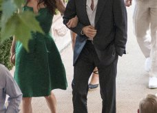 Όταν ο George Clooney κρατάει αγκαζέ την εκθαμβωτική  Amal & πάει σε ρομαντικό δείπνο στη Λίμνη του Κόμο (φώτο) - Κυρίως Φωτογραφία - Gallery - Video 13