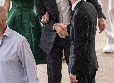 Όταν ο George Clooney κρατάει αγκαζέ την εκθαμβωτική  Amal & πάει σε ρομαντικό δείπνο στη Λίμνη του Κόμο (φώτο) - Κυρίως Φωτογραφία - Gallery - Video 15