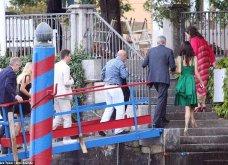 Όταν ο George Clooney κρατάει αγκαζέ την εκθαμβωτική  Amal & πάει σε ρομαντικό δείπνο στη Λίμνη του Κόμο (φώτο) - Κυρίως Φωτογραφία - Gallery - Video 17