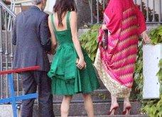 Όταν ο George Clooney κρατάει αγκαζέ την εκθαμβωτική  Amal & πάει σε ρομαντικό δείπνο στη Λίμνη του Κόμο (φώτο) - Κυρίως Φωτογραφία - Gallery - Video 18