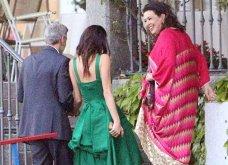 Όταν ο George Clooney κρατάει αγκαζέ την εκθαμβωτική  Amal & πάει σε ρομαντικό δείπνο στη Λίμνη του Κόμο (φώτο) - Κυρίως Φωτογραφία - Gallery - Video 19