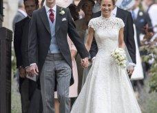 Aυτά είναι τα πιο εντυπωσιακά νυφικά που φόρεσαν διάσημες του Hollywood & Πριγκίπισσες - Θα μείνουν σίγουρα στην ιστορία (φωτό) - Κυρίως Φωτογραφία - Gallery - Video 8