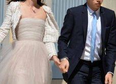 Aυτά είναι τα πιο εντυπωσιακά νυφικά που φόρεσαν διάσημες του Hollywood & Πριγκίπισσες - Θα μείνουν σίγουρα στην ιστορία (φωτό) - Κυρίως Φωτογραφία - Gallery - Video 14