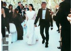 Aυτά είναι τα πιο εντυπωσιακά νυφικά που φόρεσαν διάσημες του Hollywood & Πριγκίπισσες - Θα μείνουν σίγουρα στην ιστορία (φωτό) - Κυρίως Φωτογραφία - Gallery - Video 15