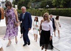 Ορκωμοσία της νέας Βουλής: Αυτές οι κυρίες ξεχώρισαν με τις ενδυματολογικές τους επιλογές (φωτό) - Κυρίως Φωτογραφία - Gallery - Video 9