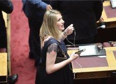 Ορκωμοσία της νέας Βουλής: Αυτές οι κυρίες ξεχώρισαν με τις ενδυματολογικές τους επιλογές (φωτό) - Κυρίως Φωτογραφία - Gallery - Video 17