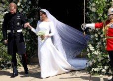 Aυτά είναι τα πιο εντυπωσιακά νυφικά που φόρεσαν διάσημες του Hollywood & Πριγκίπισσες - Θα μείνουν σίγουρα στην ιστορία (φωτό) - Κυρίως Φωτογραφία - Gallery - Video 18