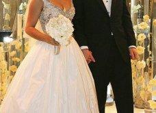 Aυτά είναι τα πιο εντυπωσιακά νυφικά που φόρεσαν διάσημες του Hollywood & Πριγκίπισσες - Θα μείνουν σίγουρα στην ιστορία (φωτό) - Κυρίως Φωτογραφία - Gallery - Video 25
