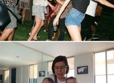 30 φωτό με νέους γονείς πριν κάνουν τα παιδιά τους & όταν ήρθαν τα μανάρια στη γη - Ξεκαρδιστικό!  - Κυρίως Φωτογραφία - Gallery - Video 15